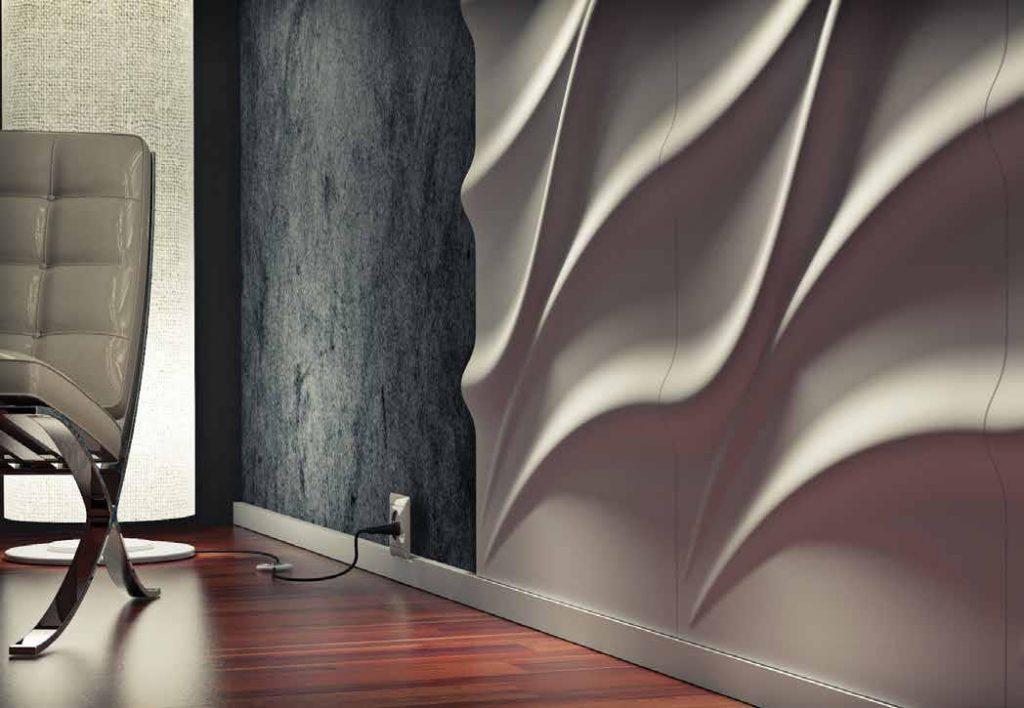 Murale Loft platre